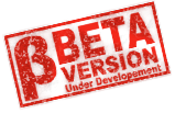 beta version logo